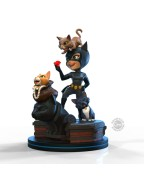 DC Comics Q-Fig Elite Figure Catwoman 12 cm