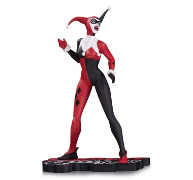 DC Comics Red, White & Black Statue Harley Quinn by Jae Lee SDCC 2017 18 cm