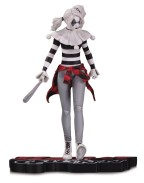 DC Comics Red, White & Black Statue Harley Quinn by Steve Pugh 18 cm