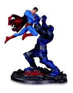 DC Comics Statue Superman vs. Darkseid 3rd Edition 18 cm