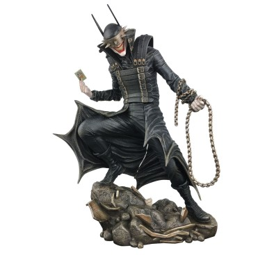 DC Gallery PVC Statue The Batman Who Laughs 23 cm