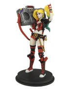 DC Rebirth Statue Boom Box Harley Quinn SDCC 2017 Exclusive 20 cm