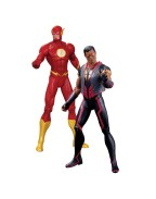 DC The New 52, The Flash vs Vibe, 2 pack 18 cm