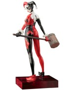 DC UNIVERSE ARTFX+ Series Harley Quinn Statue 1/10 Scale 19cm