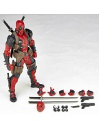Deadpool Revoltech Amazing Yamaguchi Action Figure by Kaiyodo Japan
