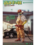 Death Gas Station Action Figure 1/12 Old Bone 15 cm