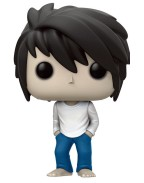 Death Note POP! Animation Vinyl Figure L 10 cm