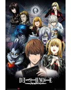 Death Note Poster Collage 61 x 91 cm