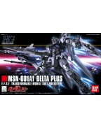 Delta Plus Mobile Suit Gundam HGUC 1/144 (Model Kit)