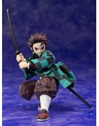 Demon Slayer: Kimetsu no Yaiba Action Figure 1/12 Tanjiro Kamado 14 cm