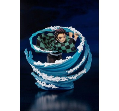 Demon Slayer: Kimetsu no Yaiba FiguartsZERO PVC Statue Kamado Tanjiro Breath of Water 15 cm