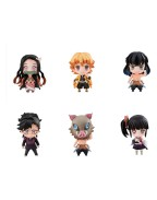 Demon Slayer: Kimetsu no Yaiba Trading Figure 5-Pack Sailor Tanjiro & Friends Mascot Special Set 5cm
