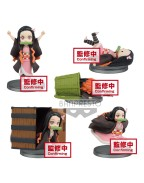 Demon Slayer Kimetsu no Yaiba WCF ChiBi PVC Statues 7 cm Assortment Nezuko Kamado (12)