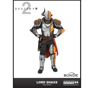 Destiny 2 Deluxe Action Figure Lord Shaxx 25 cm