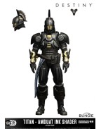 Destiny Color Tops Action Figure Titan (Amduat Ink Shader) 18 cm