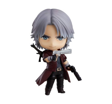 Devil May Cry 5 Nendoroid PVC Action Figure Dante 10 cm - DAMAGED PACKAGING