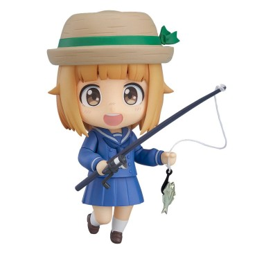 Diary of Our Days at the Breakwater Nendoroid Action Figure Hinata Tsurugi 10 cm