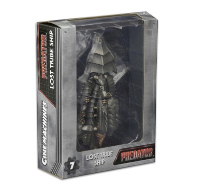 Diecast Vehicles Cinemachines Tribe Ship (Predator 2)