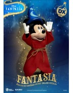 Disney Classic Dynamic 8ction Heroes Action Figure 1/9 Mickey Fantasia Deluxe Version 21 cm