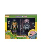 Donatello vs Krang Action Figure 2-Pack TMNT Cartoon Version