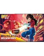Dragon Ball GT Figure Rise Standard Super Saiyan 4 Vegeta 16.5 cm