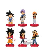 Dragon Ball GT WCF Figures 7 cm Display Vol.1 (12)