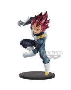 Dragon Ball Super Blood of Saiyans PVC Statue Super Saiyan God Vegeta Special VII 15 cm