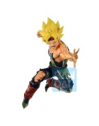 Dragon Ball Super Ichibansho PVC Statue Super Saiyan Bardock Rising Fighters 18 cm