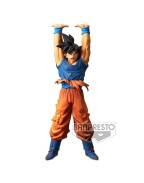 Dragon Ball Super Scultures PVC Statue Son Goku Give Me Energy Spirit Ball Special 23 cm