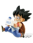 Dragon Ball Z BWFC PVC Statue Son Goku Normal Color Ver. 11 cm