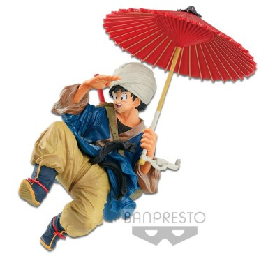 Dragon Ball Z BWFC PVC Statue Son Goku Normal Color Ver. 18 cm