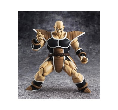 Dragon Ball Z: S.H. Figuarts - Nappa, 17.5 cm