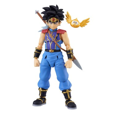 Dragon Quest The Adventure of Dai Figma Action Figure Dai 13 cm