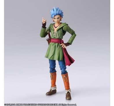 Dragon Quest XI Echoes of an Elusive Age Bring Arts Action Figure Erik 15 cm