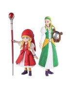 Dragon Quest XI Echoes of an Elusive Age Bring Arts Action Figures Veronica & Serena 9 - 14 cm