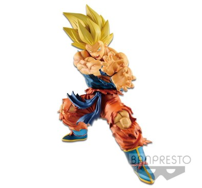 Dragonball Legends Collab Figure Kamehameha Son Goku 17 cm