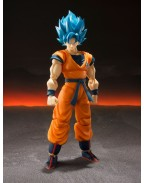 Dragonball Super Broly S.H. Figuarts Action Figure Super Saiyan God Super Saiyan Goku Super 14 cm