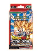 Dragonball Super Card Game Season 2 Starter Deck The Extreme Evolution *English Version*