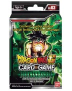 DragonBall Super Card Game - The Dark Invasion Starter Deck Display