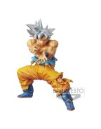 Dragonball Super DXF The Super Warriors Statue Ultra Instinct Goku Special Ver. 18 cm