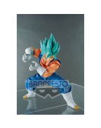Dragonball Super Final Kamehame-Ha Figure Super Saiyan Blue Vegetto 16 cm