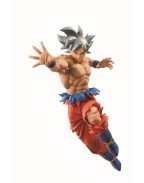 Dragonball Super In Flight Fighting Figure Goku Special Color Edition 20 cm
