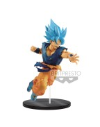 Dragonball Super Movie Ultimate Soldiers Figure Super Saiyan God Super Saiyan Son Goku 20 cm