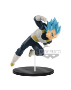 Dragonball Super Movie Ultimate Soldiers Figure Super Saiyan God Super Saiyan Vegeta 18 cm