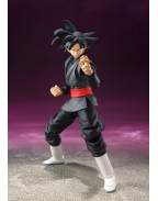 Dragonball Super S.H. Figuarts Action Figure Goku Black Tamashii Web Exclusive 18 cm