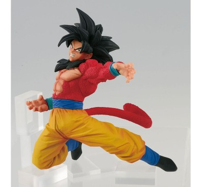 Dragonball Super Son Goku Fes Figure Super Saiyan 4 Son Goku 15 cm