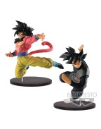 Dragonball Super Son Goku Fes Figures 21 cm Super Saiyan 4 Son Goku & Goku Black Assortment
