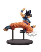 Dragonball Super Son Goku Fes PVC Statue Son Goku Ultra Instinct Sign 20 cm