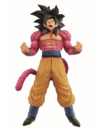 Dragonball Super Super Master Stars Piece Figure The Son Goku Super Saiyan IV The Brush 20 cm