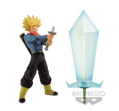 Dragonball Super Super Saiyan 2 Trunks Figure & Blade of Hope 24 cm